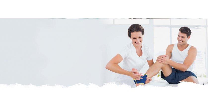 fizioterapie cu dureri de genunchi